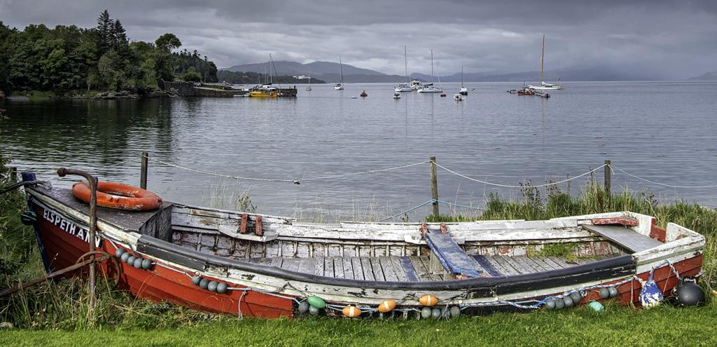 Elspeth Ann - Armadale Scotland