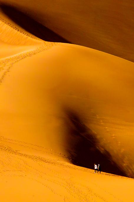 Among the Dunes