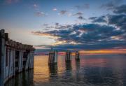 claiborne_landing_sunset