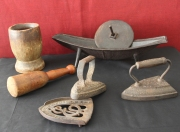 kitchen tools 1780's