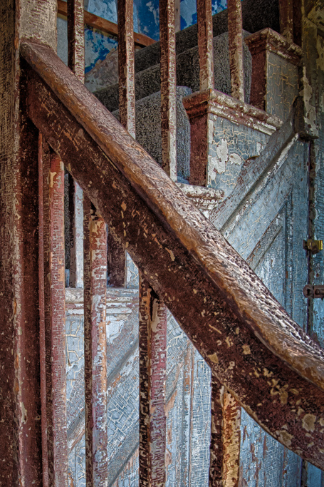 Strawbery_Banke_Stair