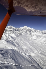 Flight Over Denali