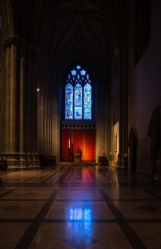 Light Through the Cathedral