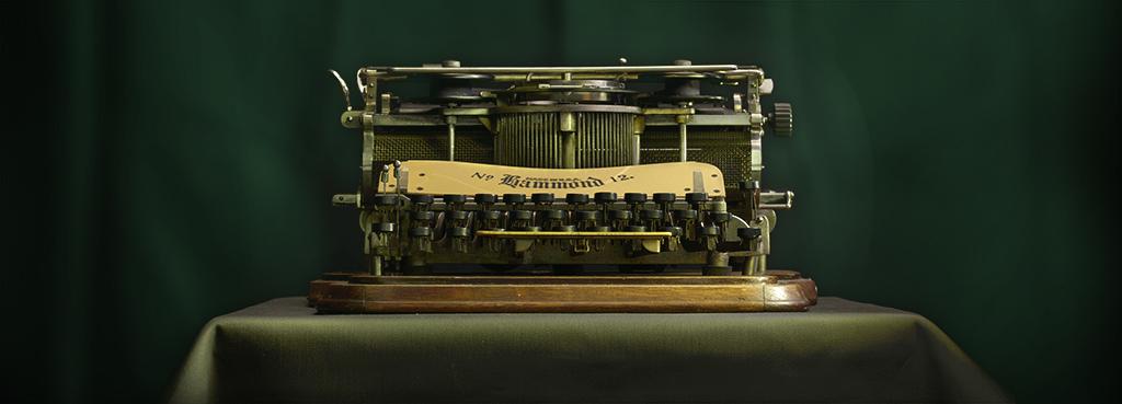 anytique typrwriter