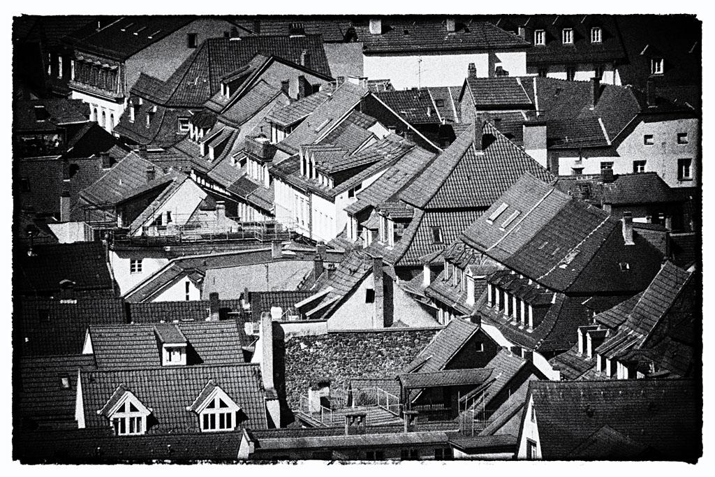 Heidelberg Rooftops