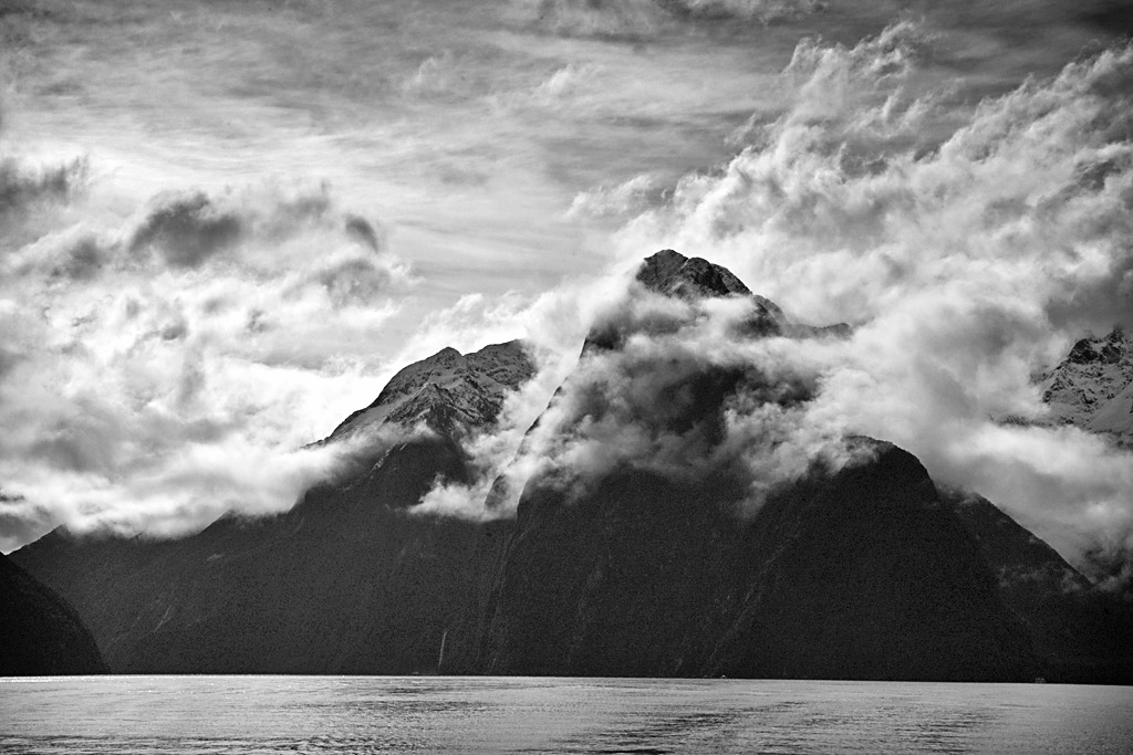 Milford Sound After the Storm