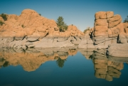 Reflections_at_Watson Lake
