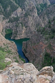 Black Canyon River