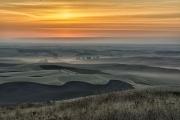 Sunrise at Steptoe